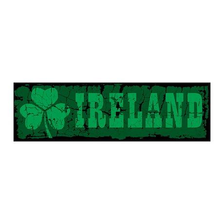 Ireland 21x7 Wall Peel