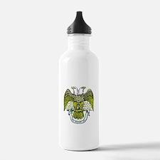 Scottish Rite Freemasonry Water Bottle