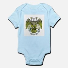 Scottish Rite Freemasonry Infant Bodysuit