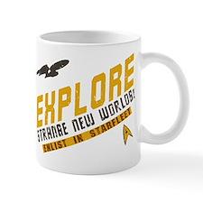 Enlist In Starfleet Mug