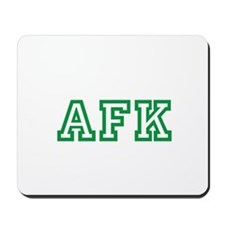 University of AFK Mousepad