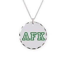 University of AFK Necklace