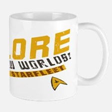 Enlist In Starfleet Mug