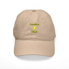 Triathlon Chick Baseball Cap
