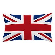 United Kingdom Union Jack Flag Pillow Case