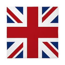 United Kingdom Union Jack Flag Queen Duvet