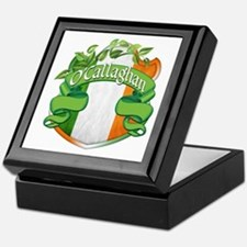 O'Callaghan Shield Keepsake Box