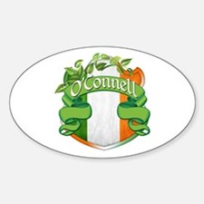 O'Connell Shield Sticker (Oval)