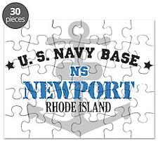 US Navy Newport Base Puzzle