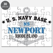 US Navy Newport Base Puzzle