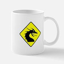 Caution: Dragons Mug