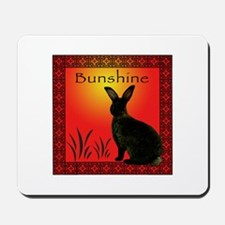 """Bunshine"" Products Mousepad"