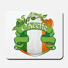 O'Keeffe Shield Mousepad