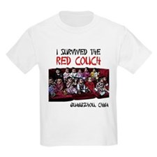 Red Couch Kids T-Shirt