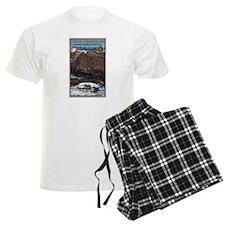 Hintertux - Tuxer Fernerhaus Pajamas