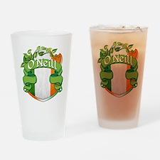 O'Neill Shield Drinking Glass