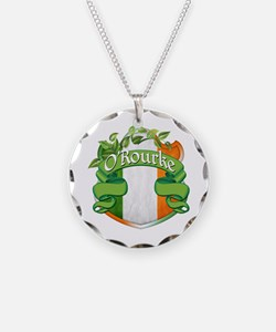 O'Rourke Shield Necklace