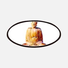 Wooden Buddha Patch