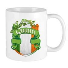 Quinn Shield Mug