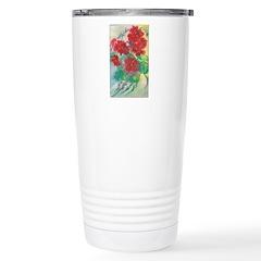 Rose Bouquet Travel Mug