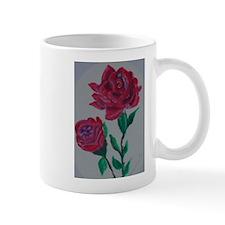 Two Roses Mug