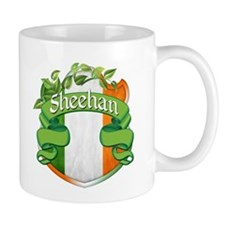 Sheehan Shield Mug