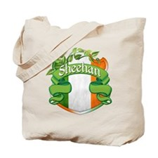 Sheehan Shield Tote Bag