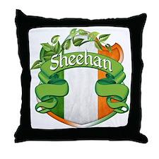 Sheehan Shield Throw Pillow