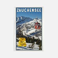 Zauchensee Rectangle Magnet (10 pack)