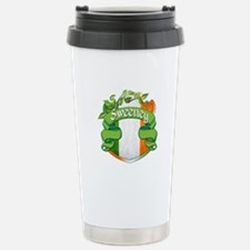 Sweeney Shield Travel Mug