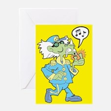 Cute Snappy Greeting Card
