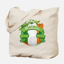 Walsh Shield Tote Bag