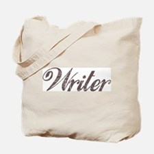 Vintage Writer Tote Bag