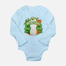 Whelan Shield Long Sleeve Infant Bodysuit