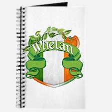 Whelan Shield Journal