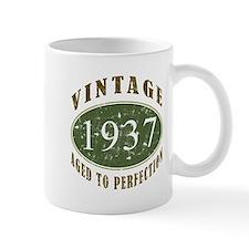 Vintage 1937 Retro Mug