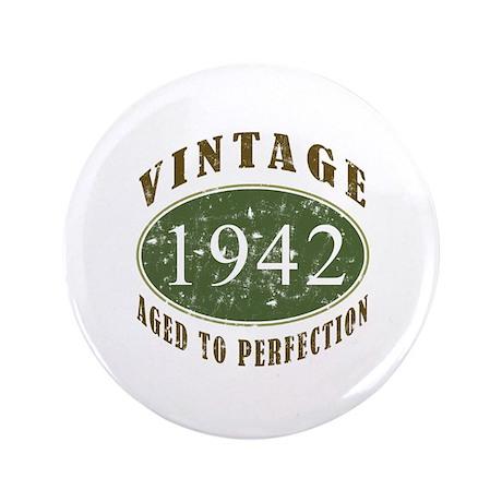 """Vintage 1942 Retro 3.5"""" Button (100 pack)"""