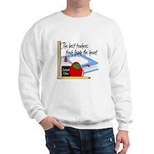 Teach From Heart Sweatshirt