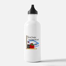 Teach From Heart Water Bottle
