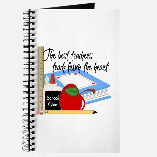 Teach From Heart Journal