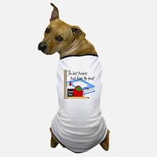 Teach From Heart Dog T-Shirt
