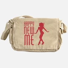 Happy New ME Messenger Bag