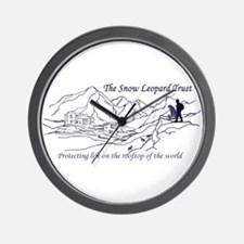 Unique Charity Wall Clock
