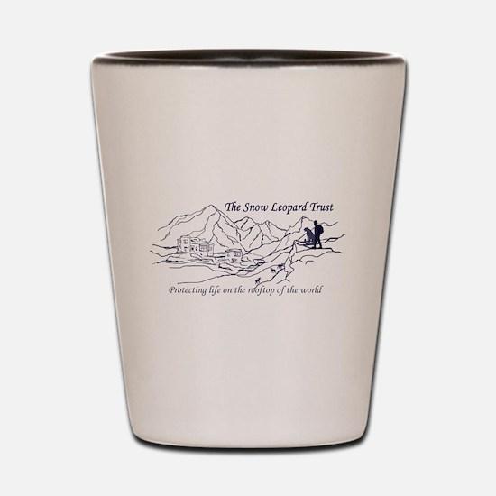 Funny Charity Shot Glass