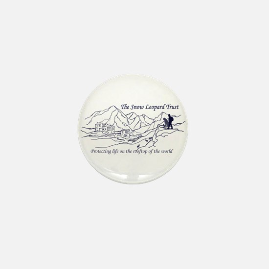Unique Charity Mini Button (100 pack)