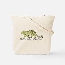 Cute Leopard spots Tote Bag