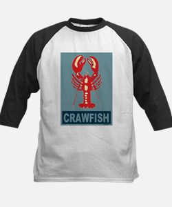 Crawfish In Red and Blue Tee
