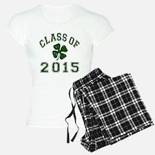 Class Of 2015 Shamrock Pajamas