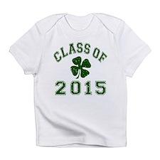 Class Of 2015 Shamrock Infant T-Shirt