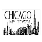 Chicago My Town Postcards (Package of 8)
